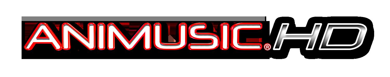 Animusic HD Logo treatment: