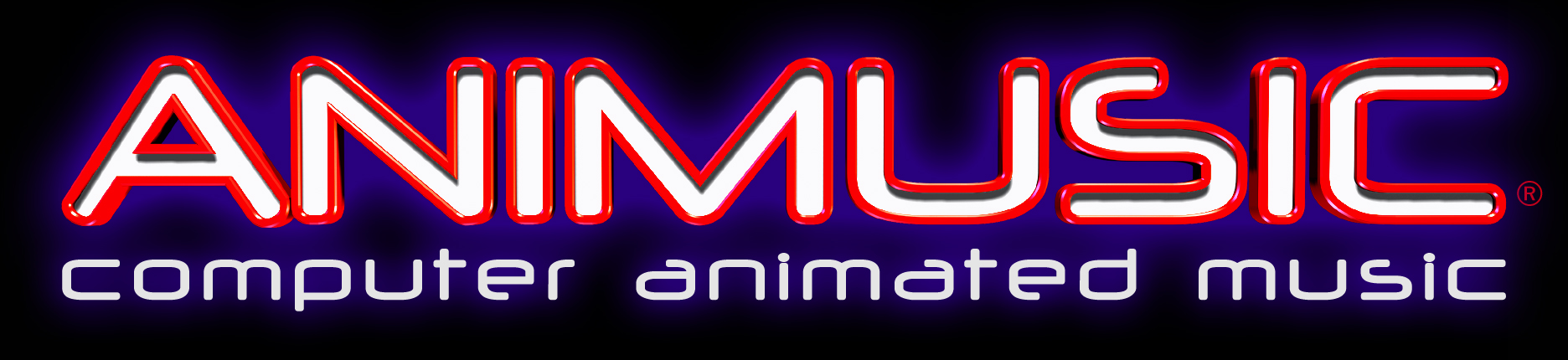 Animusic 2 Logo with tag line: